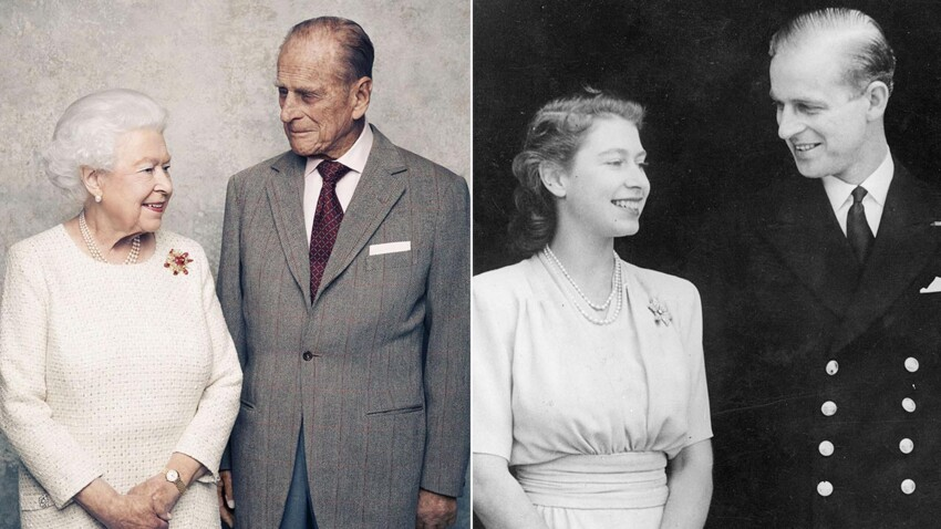 Photos - Elizabeth II et le prince Philip : leur histoire d'amour en images