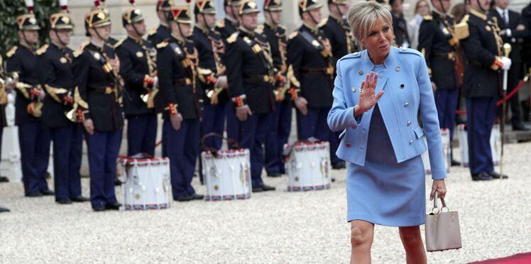 L'Élysée révèle (enfin) le rôle et les missions de Brigitte Macron
