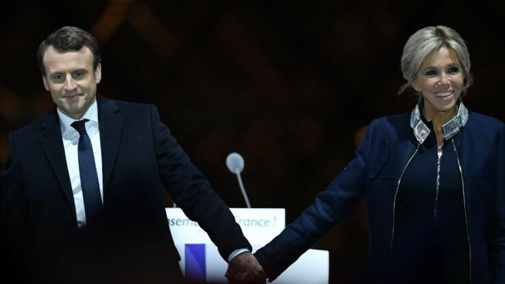 VIDEO : Emmanuel Macron se fait gronder par son épouse Brigitte Macron