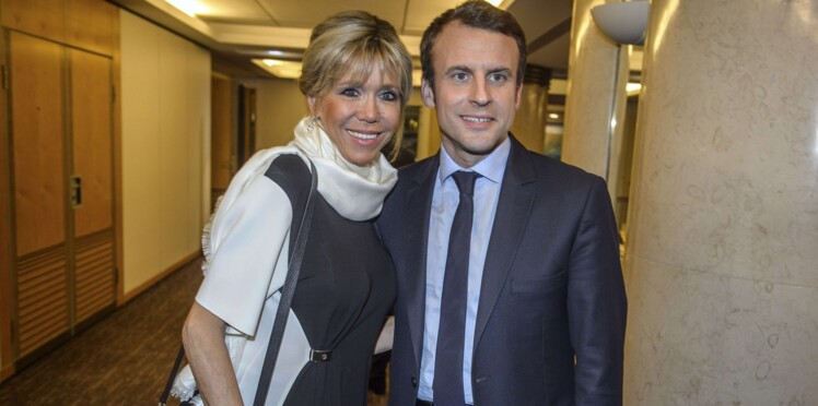 Brigitte et Emmanuel Macron au ski : découvrez le cliché qui fait hurler de rire les internautes