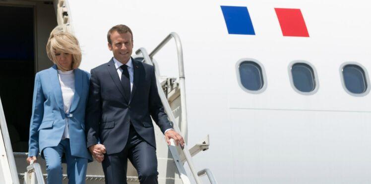 Ce qu'Emmanuel et Brigitte Macron veulent s'offrir pour les vacances