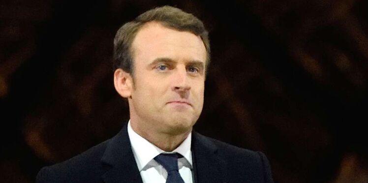 """Eviction de David Pujadas : Emmanuel Macron, """"agacé"""", dénonce une erreur"""