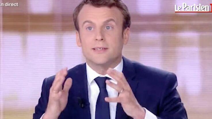 Pourquoi Emmanuel Macron porte-t-il deux alliances ?