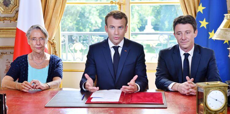 Vidéo - Emmanuel Macron : son astuce pour avoir l'air plus grand