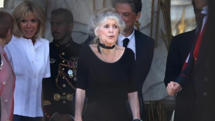 La surprenante petite phrase d'Emmanuel Macron à Brigitte Bardot, reçue à l'Elysée