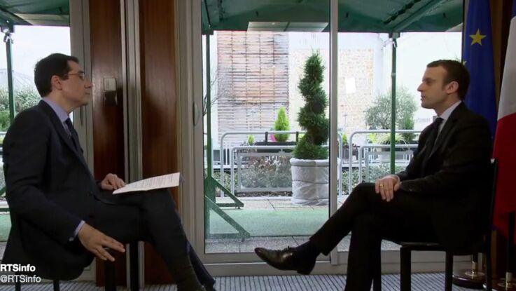 Vidéo : « Brigitte a eu beaucoup plus de courage que moi » déclare Emmanuel Macron