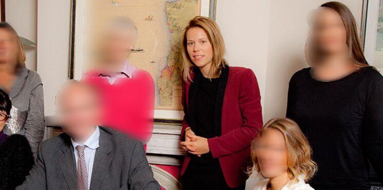 La fille de Brigitte Macron en première ligne pour soutenir son beau-père
