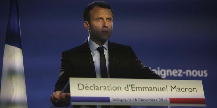 Emmanuel Macron candidat, en marche pour 2017