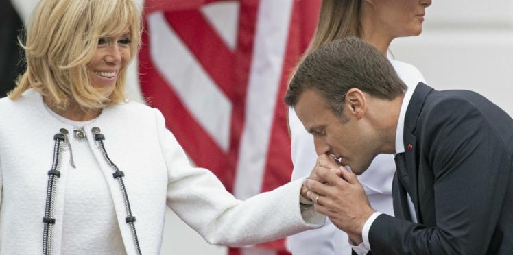 Emmanuel Macron se confie sur sa façon de préserver son couple avec Brigitte