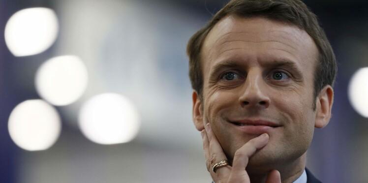 """Quand Emmanuel Macron conseille ouvertement un élève """"amoureux de sa prof"""""""