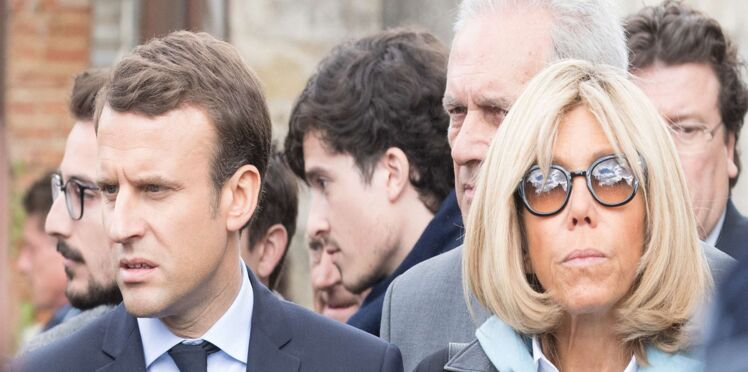 """Emmanuel Macron n'écoute pas toujours """"les conseils"""" de sa femme Brigitte"""