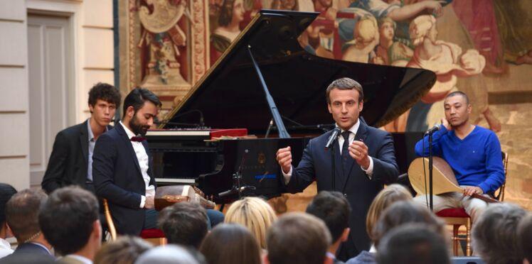 """Emmanuel Macron va jouer dans le conte musical """"Pierre et le Loup"""""""