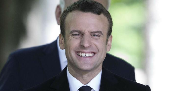 Video: Emmanuel Macron très lourdement dragué par un célèbre humoriste à la télé américaine