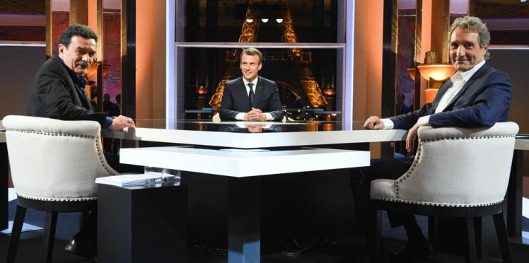 Interview d'Emmanuel Macron: les 5 moments tendus avec Jean-Jacques Bourdin et Edwy Plenel