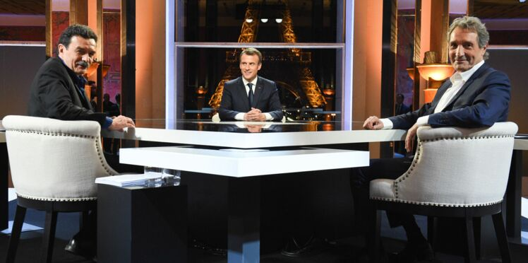 Interview d'Emmanuel Macron: les 5 moments tendus avec Jean-Jacques Bourdin et Edwy Plenel