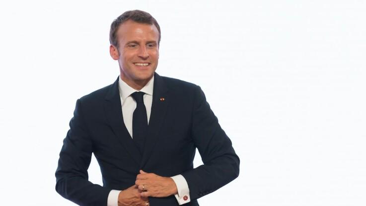 Emmanuel Macron est fan d'une célèbre émission