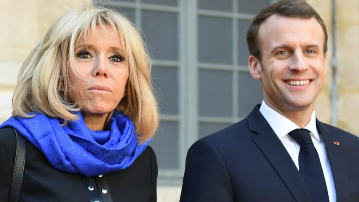 """Emmanuel Macron, fou amoureux de Brigitte : """"Il a peur qu'on la lui vole"""""""