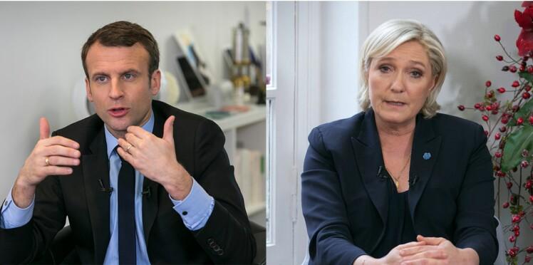 Emmanuel Macron, Marine Le Pen : les 6 différences essentielles de leurs programmes