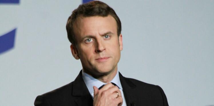 Emmanuel Macron : ses photos de la fac de Nanterre émeuvent les internautes qui le trouvent sublime