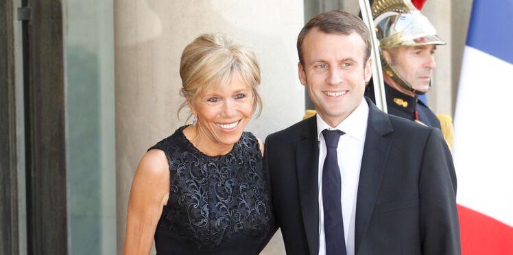 Emmanuel Macron vous présente sa femme, Brigitte