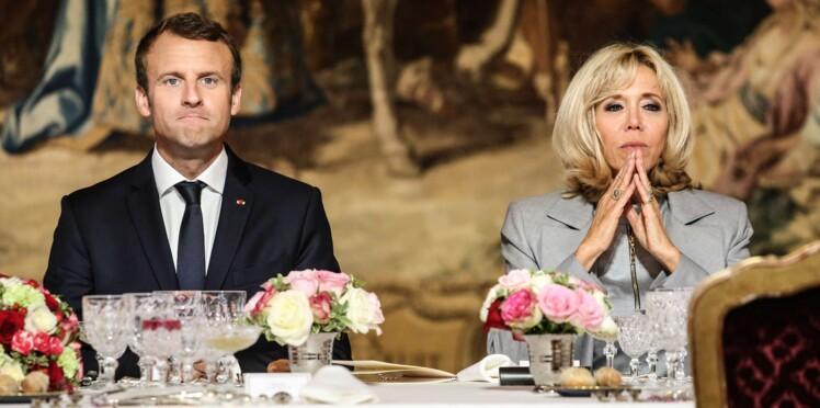 """Emmanuel Macron, privé de """"Junk Food"""" par Brigitte selon le Chef de l'Elysée"""