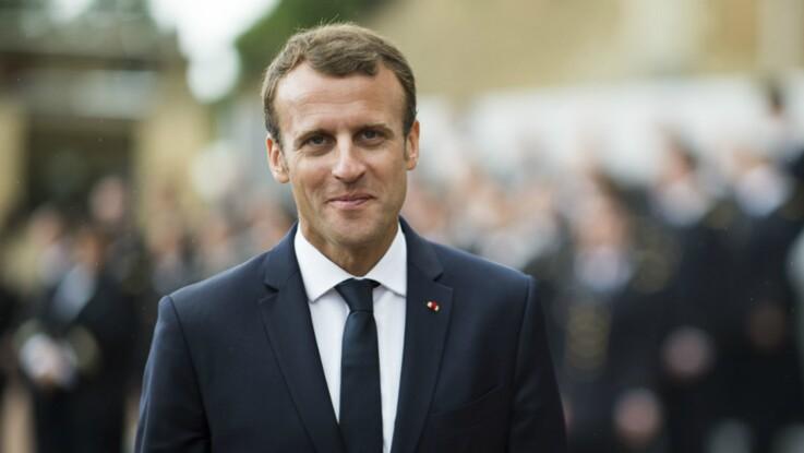 Vidéo - Emmanuel Macron recadre sèchement un adolescent un peu trop familier