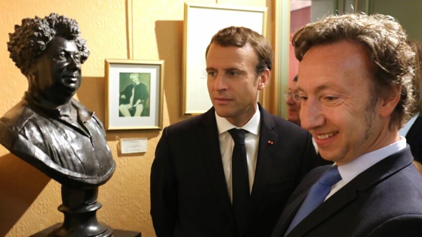 Emmanuel Macron recrute son ami Stéphane Bern