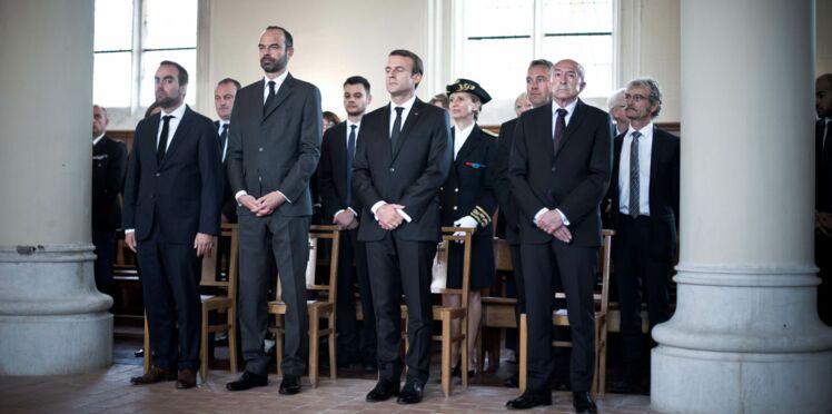 Emmanuel Macron baptisé contre l'avis de son père