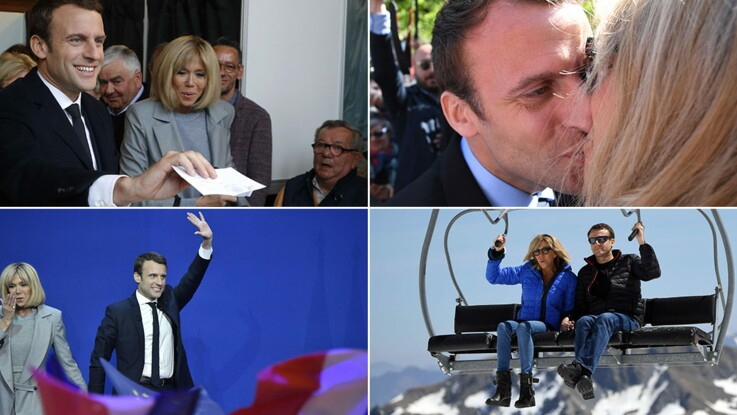 Emmanuel Macron : sa femme Brigitte, sa plus grande alliée
