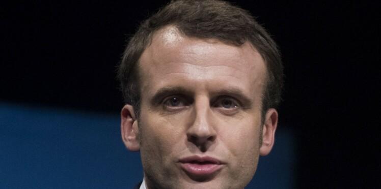 Emmanuel Macron, torse nu, en couverture d'un magazine gay : le cliché qui fait jaser