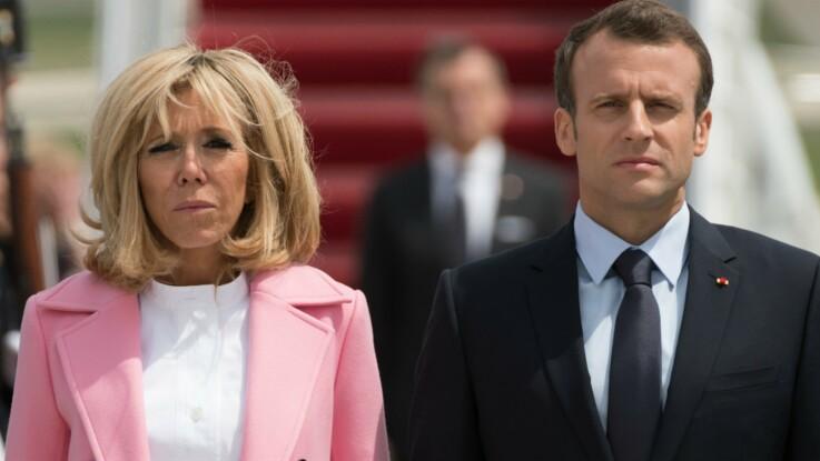 """Emmanuel Macron très en colère : """"Ce type a insulté ma femme"""""""