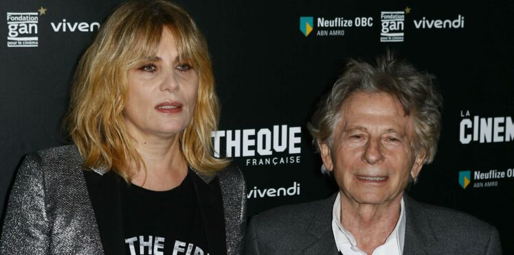 Emmanuelle Seigner refuse de rejoindre l'Académie des Oscars en soutien à son mari Roman Polanski