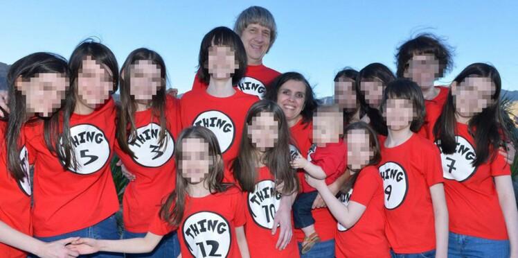 13 enfants enchaînés et affamés: la maison de l'horreur en Californie