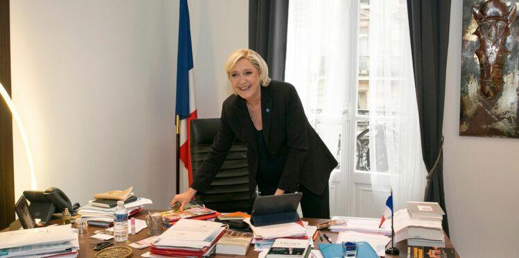 Marine Le Pen : qui sont ses trois enfants, Mathilde, Louis et Jehanne ?