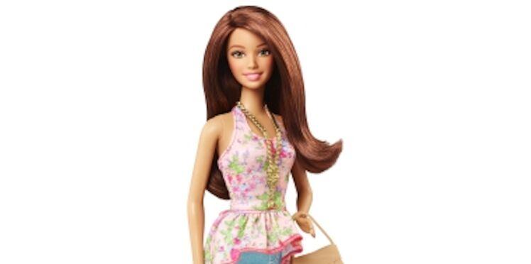Une Barbie plus réaliste, enfin !