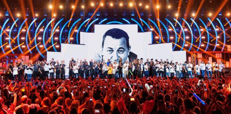 Les Enfoirés 2018 : leur bel hommage à Johnny Hallyday