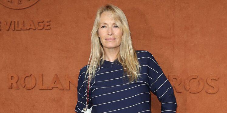 Estelle Lefébure se livre sur son lien particulier avec David Hallyday et sa famille