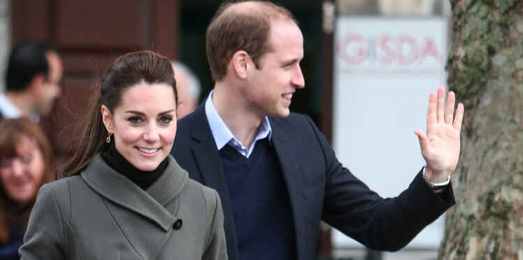 Et si Kate Middleton attendait son troisième enfant?