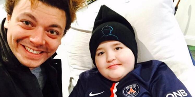 Les stars rendent hommage à Ethan, emporté à 10 ans par un cancer