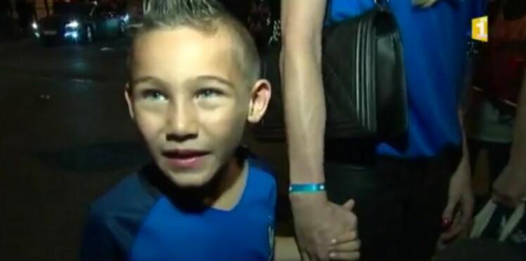 EURO 2016 : le fils de Dimitri Payet est fier de son papa, et il le dit!