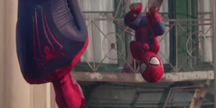 Pub Evian : baby-spiderman affole la toile