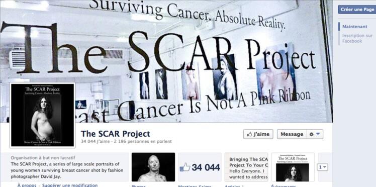 Facebook autorise les photos nues pour la bonne cause