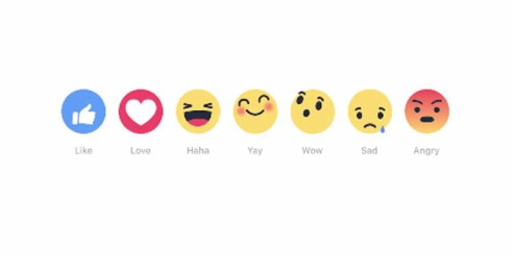 """Fini le simple """"J'aime"""", Facebook joue avec nos émotions"""