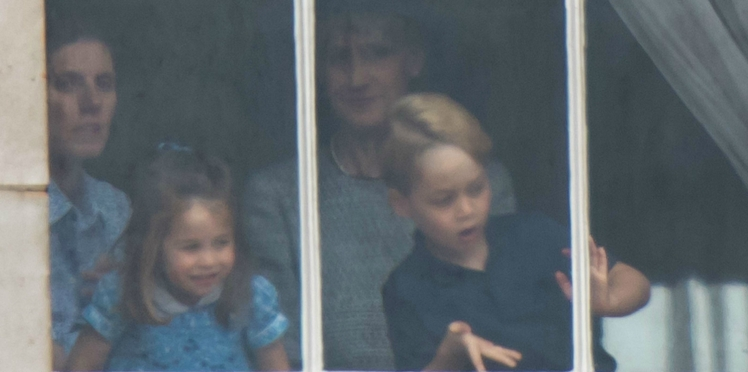 Famille royale : à quoi ressemble le quotidien de George et Charlotte ?