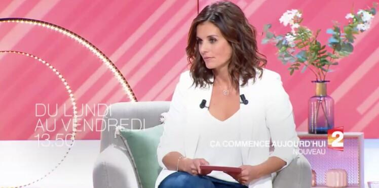 """Faustine Bollaert débarque sur France 2 avec sa nouvelle émission, """"Ça commence aujourd'hui"""""""