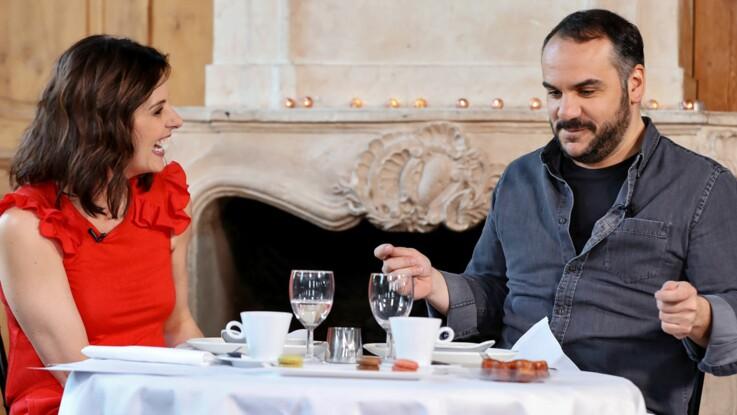 """François-Xavier Demaison: """"Je suis une mère juive, doublée d'une mère corse""""."""