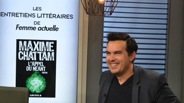 """Maxime Chattam à propos de sa femme, Faustine Bollaert: """"Sans elle, mes livres ne seraient pas les mêmes"""""""