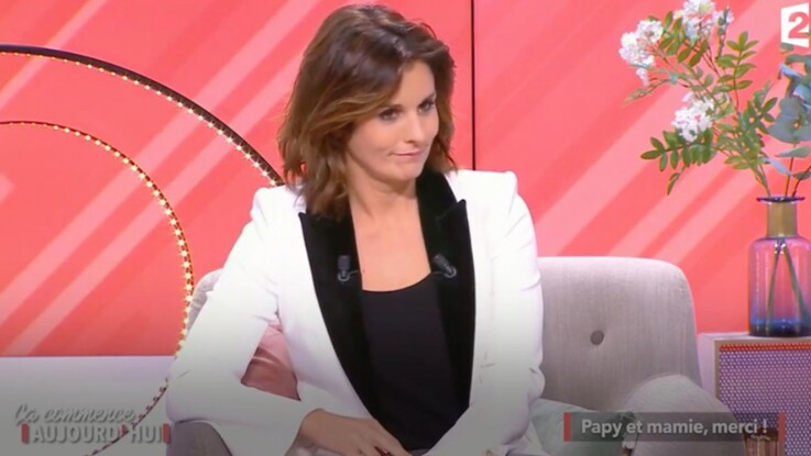 Vidéo - Faustine Bollaert s'aperçoit au cours de son émission, que son invitée est... sa cousine !
