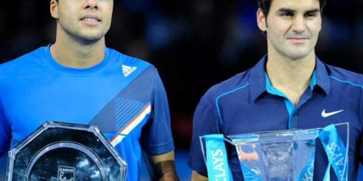 Tennis : Tsonga se heurte encore à Federer