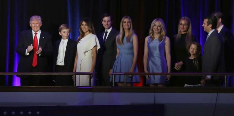 Trois femmes, cinq enfants : la famille recomposée de Donald Trump
